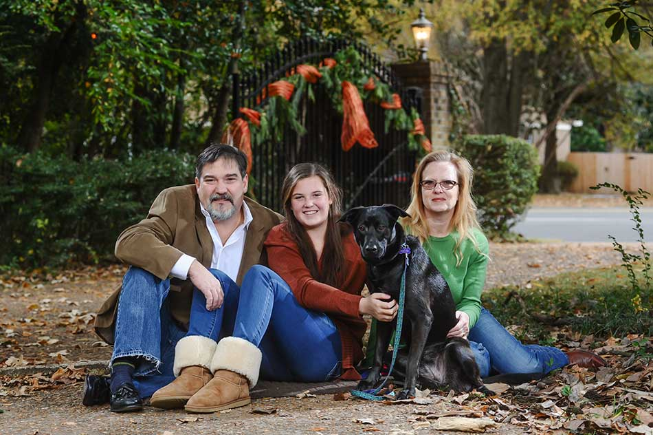 Beem Family Portraits by Memphis Photographer Gary Baldwin