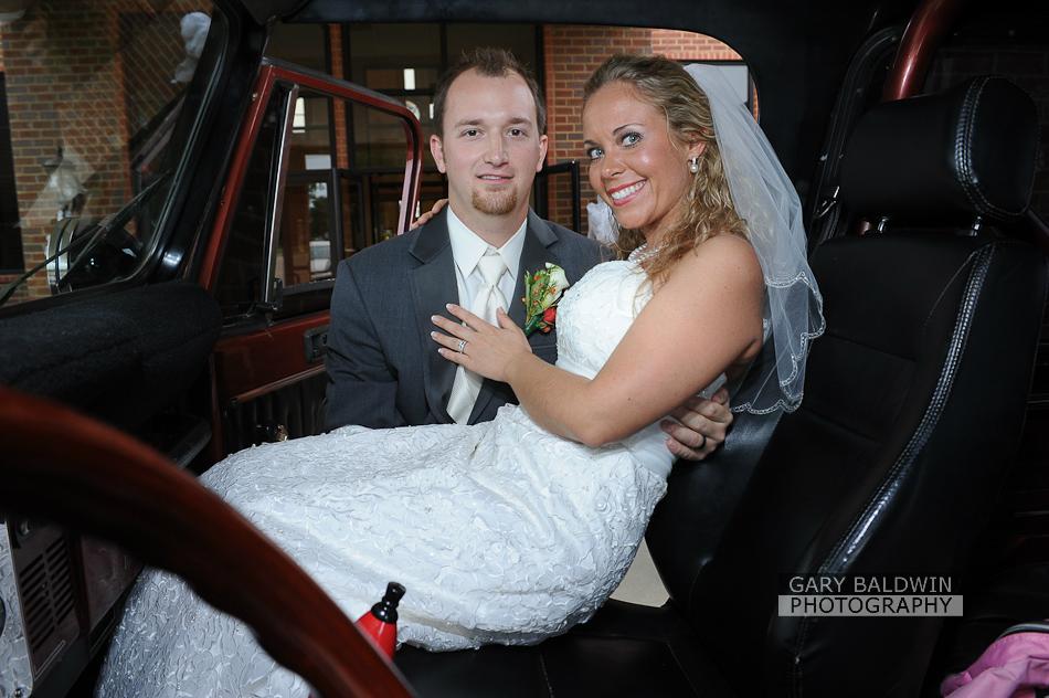 Bridget and Michael's Wedding by Memphis Wedding Photographer Gary Baldwin